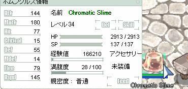 Chromatic:━━ a. 色の; 多彩の; 色の着いた,(濃い)彩色の;